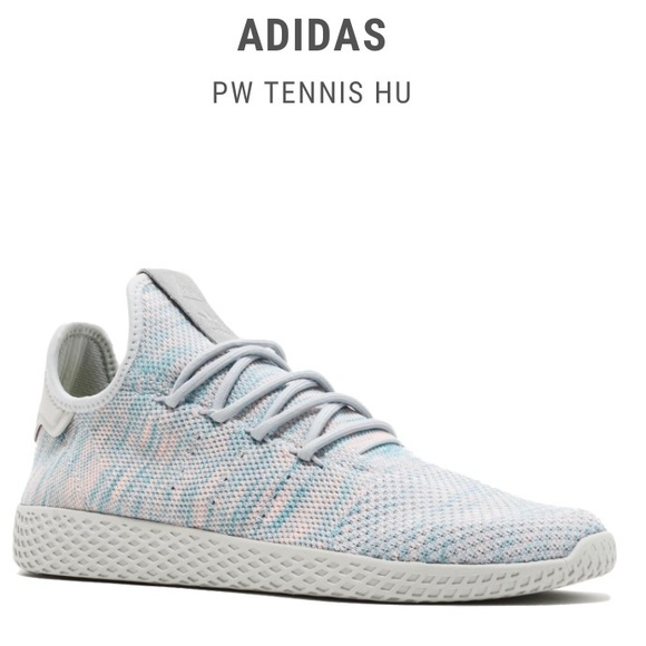 7d7ba16ed63db Nwt Mens Pharrell Williams Adidas Tennis Hu Sz 12